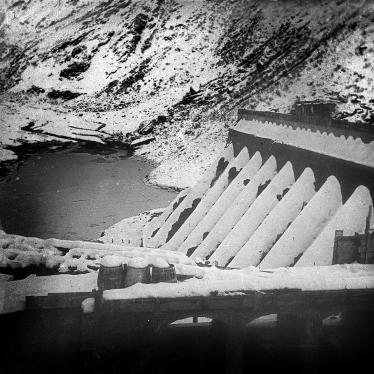 9 dicembre 1923. La breccia nella diga