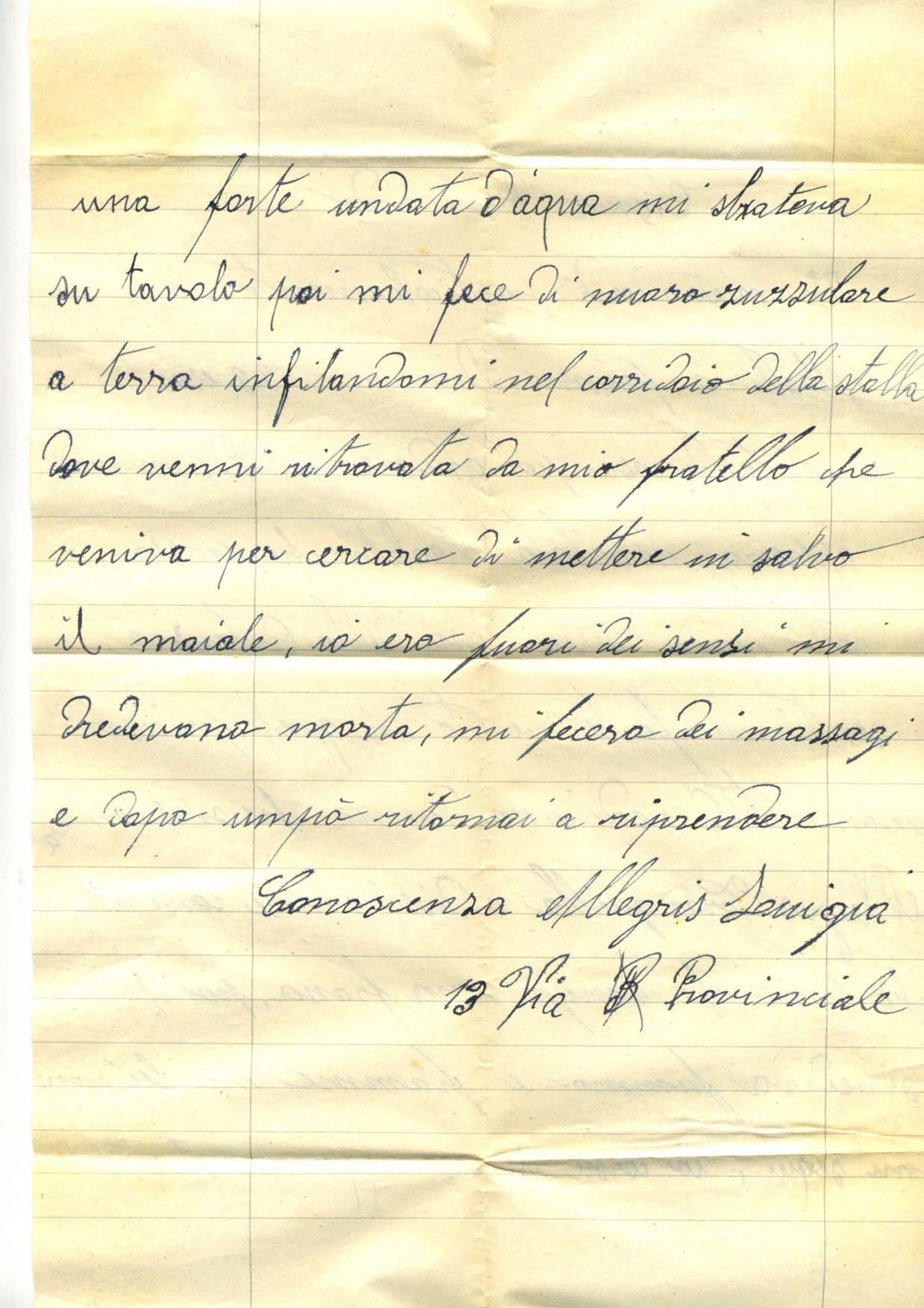 Lettera di Allegris Luigia_02