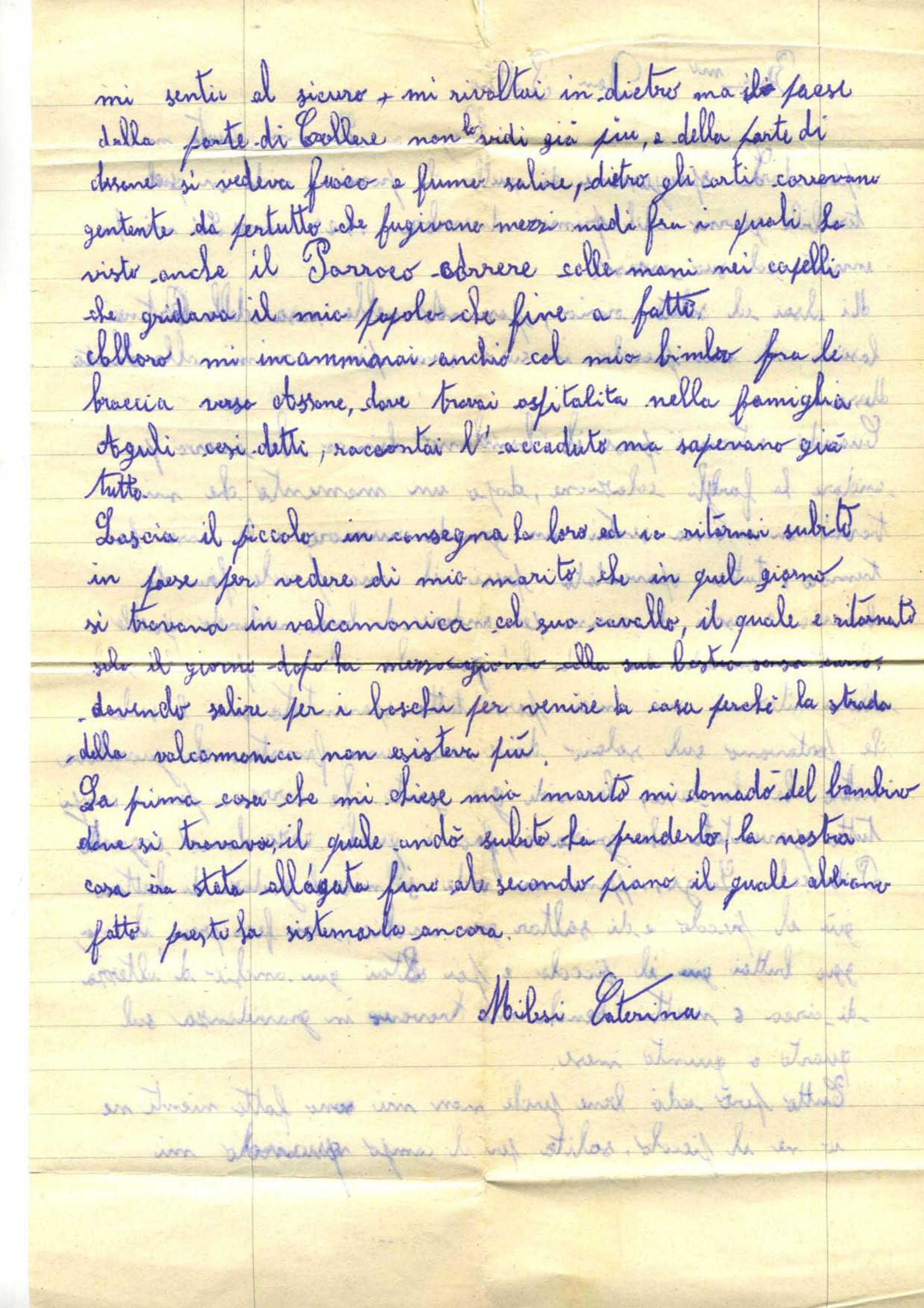 Lettera di Milesi Caterina vedova Pedrocchi_02