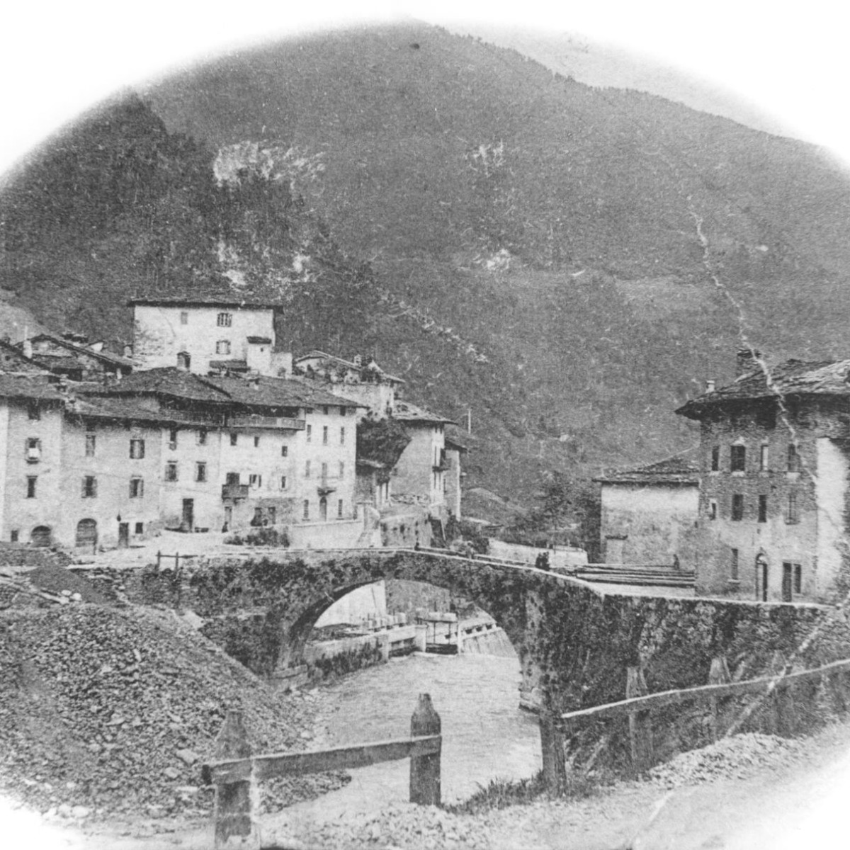 Dezzo, inizio Novecento